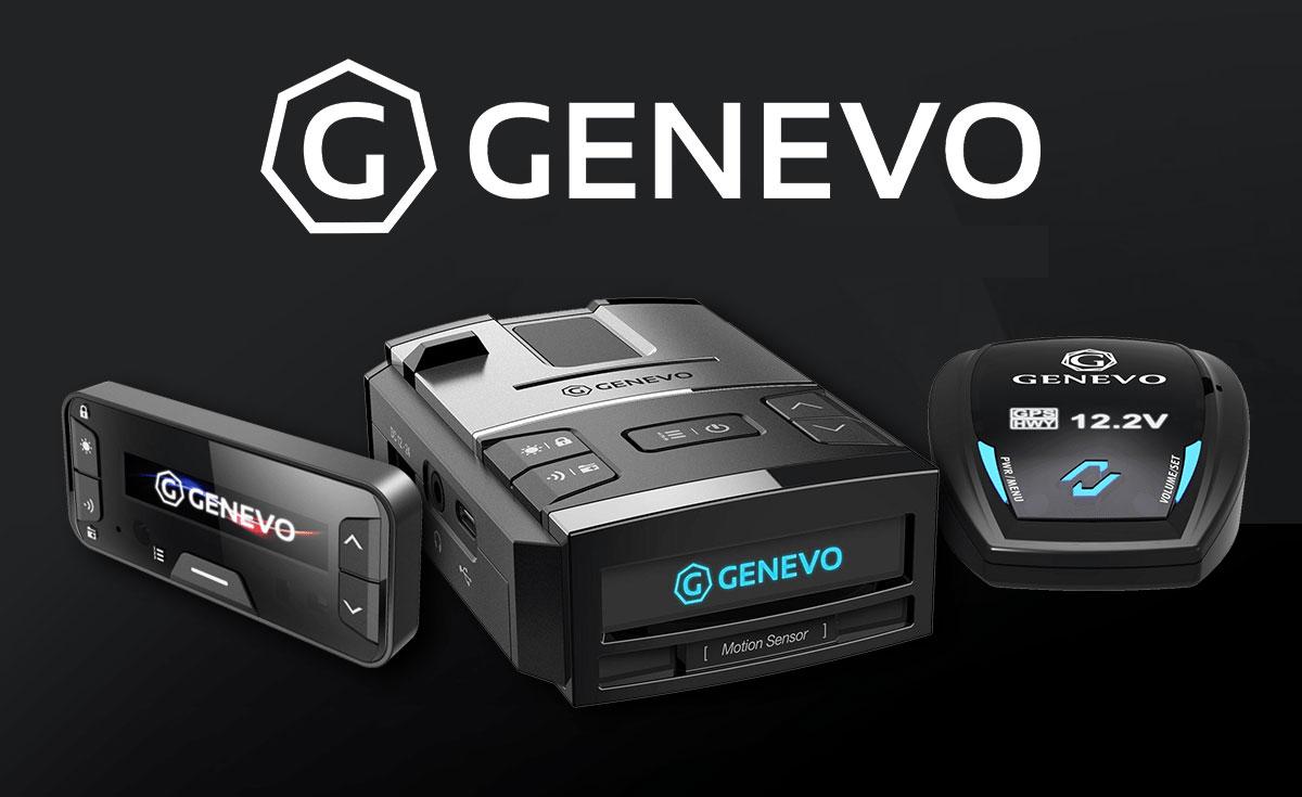 Genevo Speed Camera Detection Devices