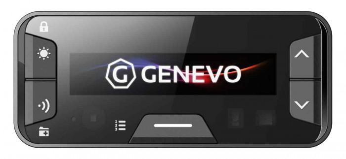 GENEVO PRO II BULT-IN SOLUTION - SPEED CAMERA DETECTION - FERRARI