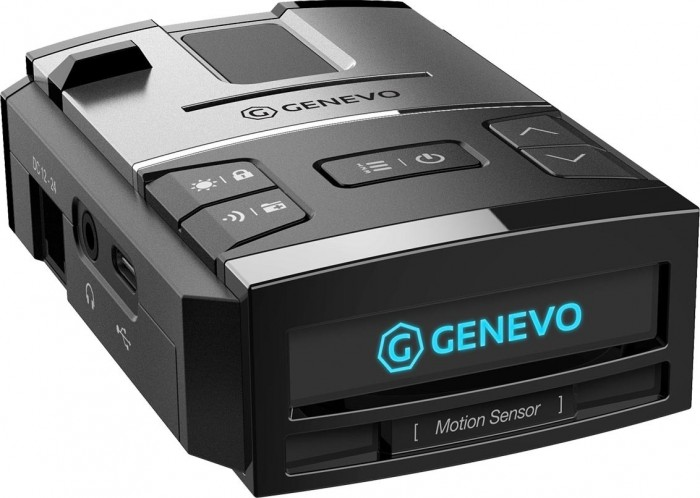 GENEVO MAX - NEW GENERATION RADAR - GPS DETECTOR